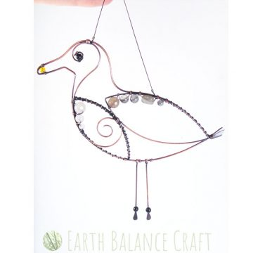 Seagull Decoration 2