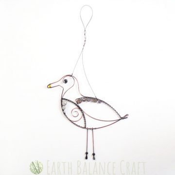 Seagull Decoration 3