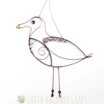 Seagull Decoration 4