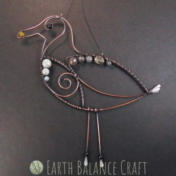 Seagull Decoration 5
