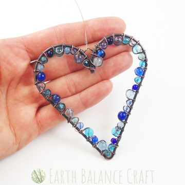 Bluebell Heart Small 1