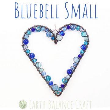 Bluebell Heart Small 3