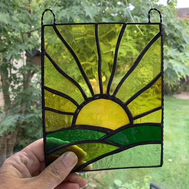 Stained Glass Gifts Earth Balance Craft