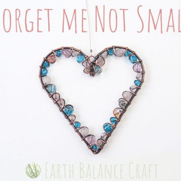 Wood Forget me Not Small 1
