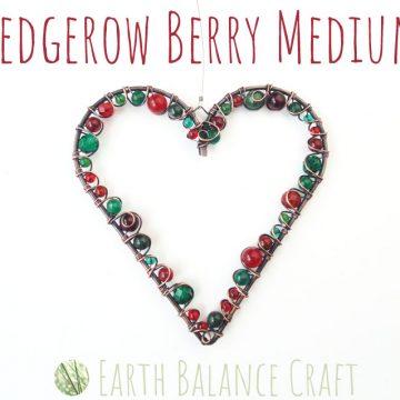 Hedgerow Berry Love Heart 2
