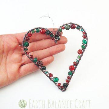 Hedgerow Berry Love Heart 3