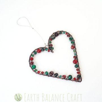 Hedgerow Berry Love Heart 4