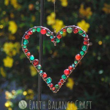 Hedgerow Berry Love Heart 6