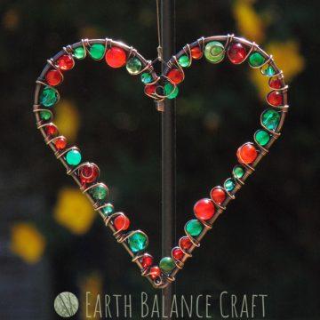Hedgerow Berry Love Heart 7