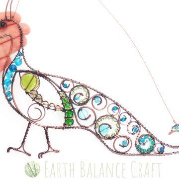 Peacock_Bird_Suncatcher_7